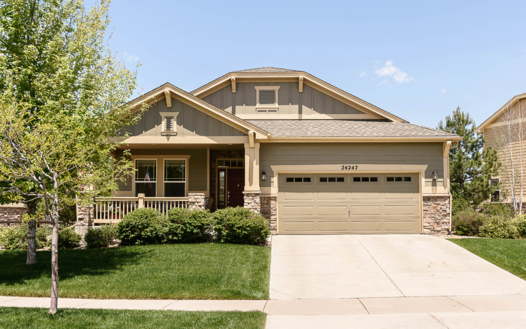 Sold! Gorgeous Ranch in Aurora