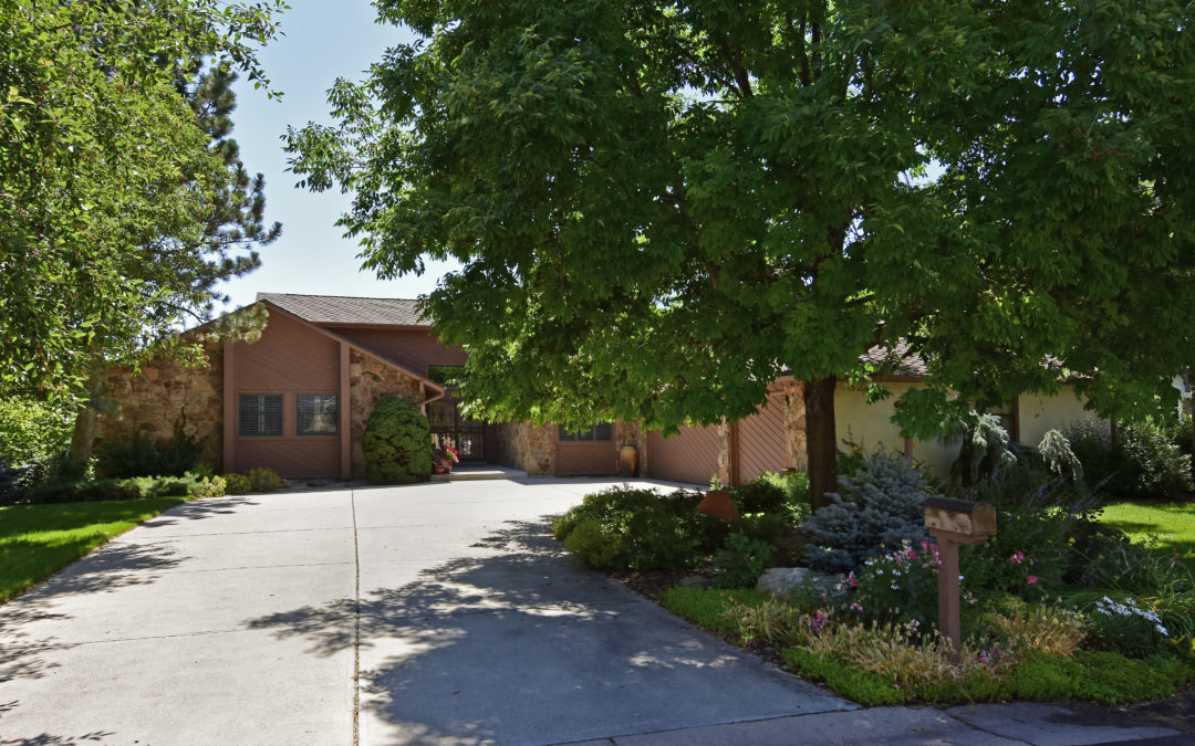 Under Contract! Stunning ranch in desirable Village in Columbine Valley!