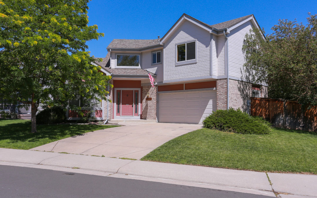 Sold! Spacious home in Highlands Ranch!