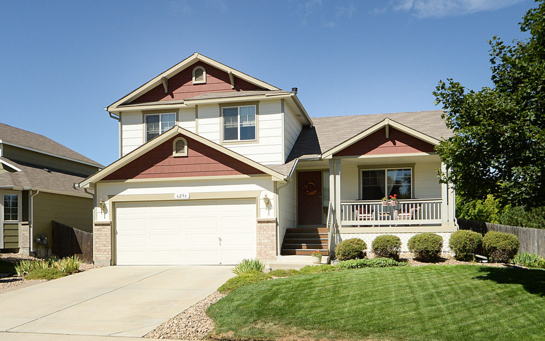 Sold! Home in Desirable Corner Lot!