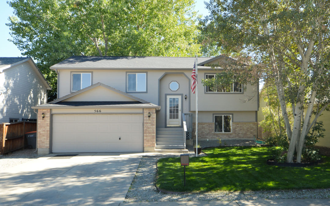 Sold! Fresh and move-in ready home!
