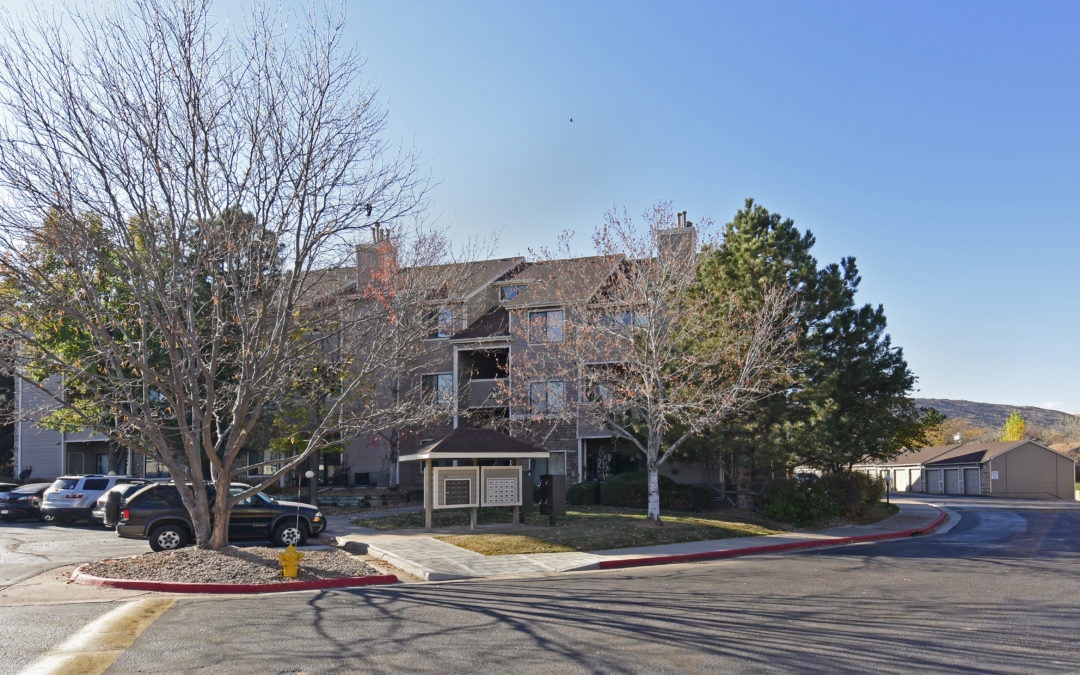 Sold! Great private location condo
