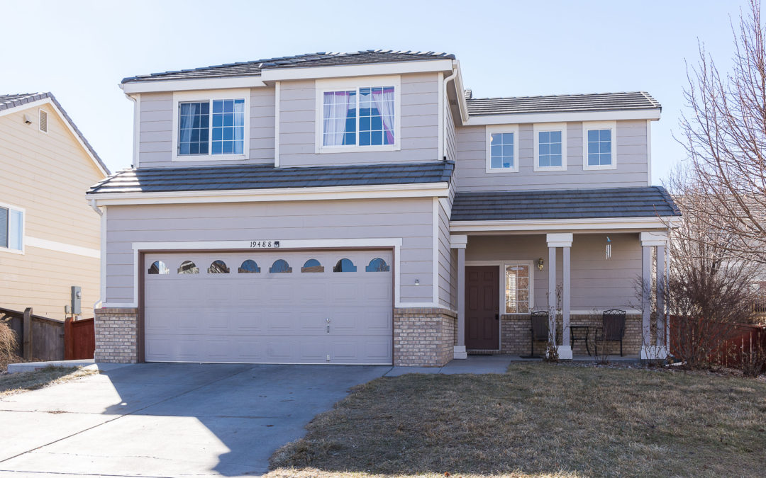 Sold! Updated and ready to move-in home