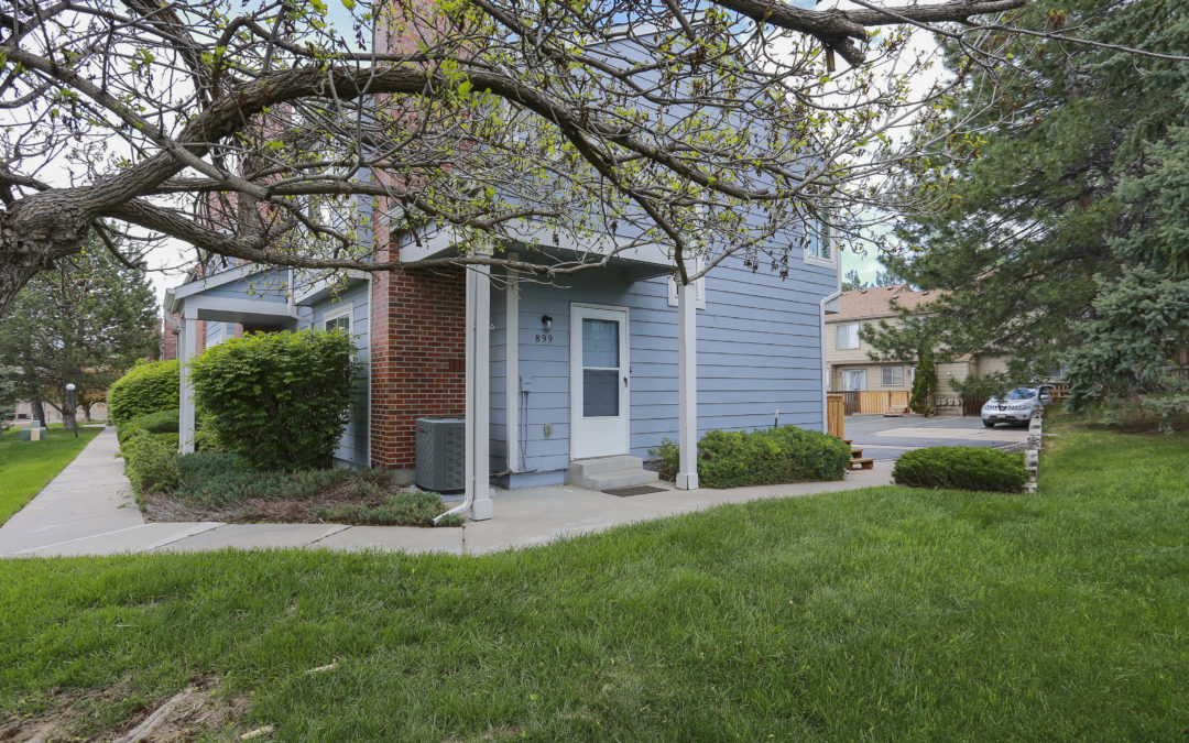 Under Contract! Beautifully updated townhome