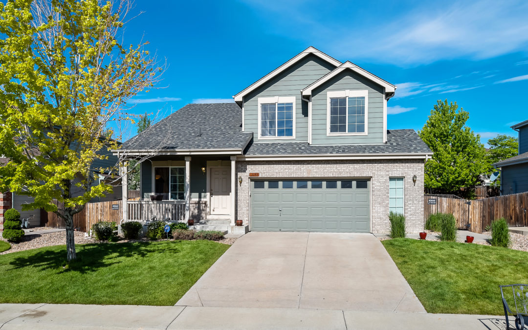 Available! Gorgeous home in Thornton