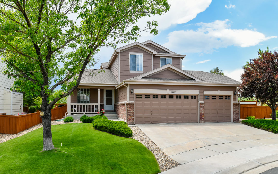 Under Contract! Absolutely stunning home in Broomfield