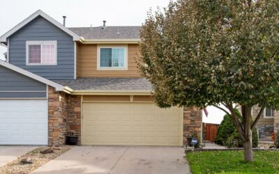 SOLD – 2 Story Townhome in Eagle Creek Neighborhood.