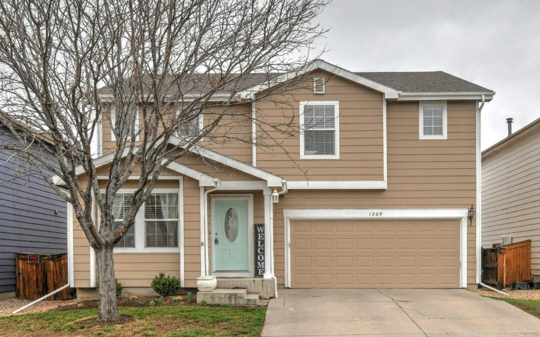 SOLD – Charming 2 Story Home in Platte River Ranch Neighborhood!