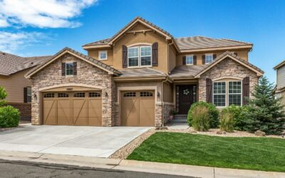 SOLD – Stunning 2 Story in Saddle Rock Golf Club South