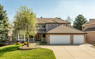 SOLD – Stunning 2 Story Home in Highlands Ranch